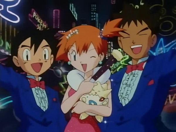 Misty Pokemon Anime Awesome Anime And Manga Wiki