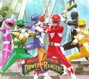 Сезоны Power Rangers