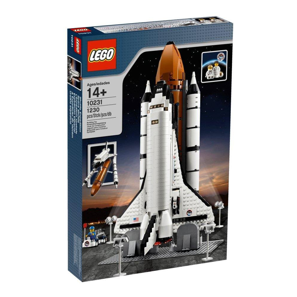space shuttle lego expedition - photo #1