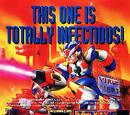 Mega Man X3 Images