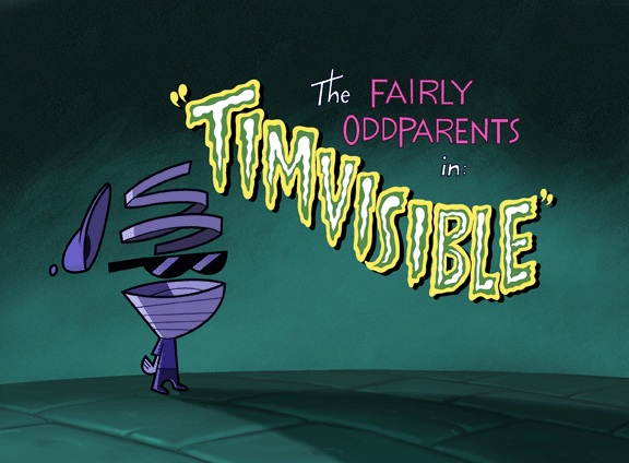 Timvisible on Fairly Odd Parents Action Packed
