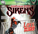 Gotham City Sirens Vol 1 23