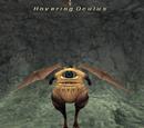 Hovering Oculus