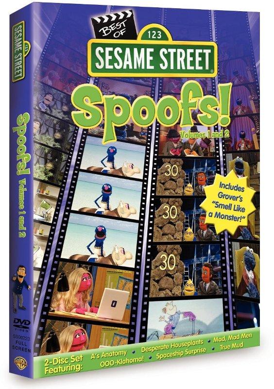 best of sesame street spoofs muppet wiki