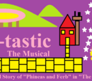 Odd-tastic: The Musical