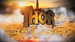 Thor Tales of Asgard Title