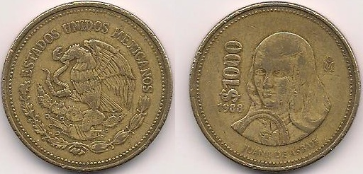 Mexican Peso Currency Wiki The Online Numismatic Encyclopedia