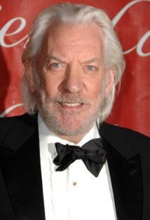 Donald Sutherland - The Hunger Games Wiki - Wikia