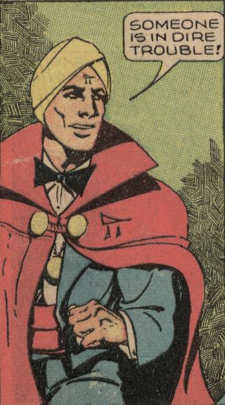 Mystic Merlin Mr Magician