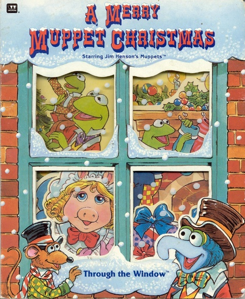 The Muppet Christmas Carol: A Merry Muppet Christmas: Through The Window