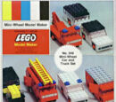 348 Mini-Wheel Car and Truck Set