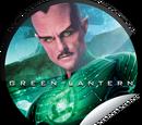 Sinestro (Sticker)