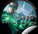 Green Lantern Opening Weekend (Sticker)