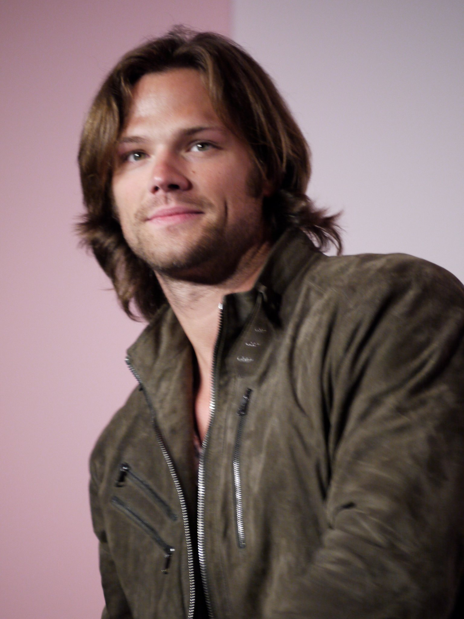 Jared Padalecki - Supernatural... Scary Just Got Sexy! - Wikia