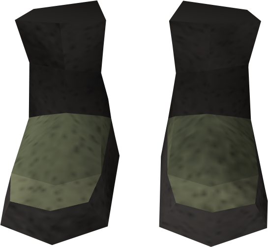 subleather boots the runescape wiki