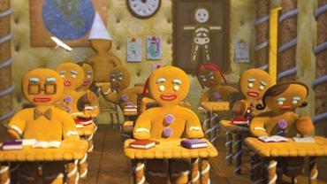 Gingerbread Man - WikiShrek - The wiki all about Shrek