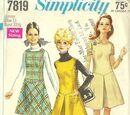 Simplicity 7819 A