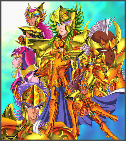 Saint Seiya : 4/ Poseidon