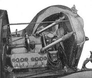Vulcan V8 engine (Autocar Handbook, Ninth edition)