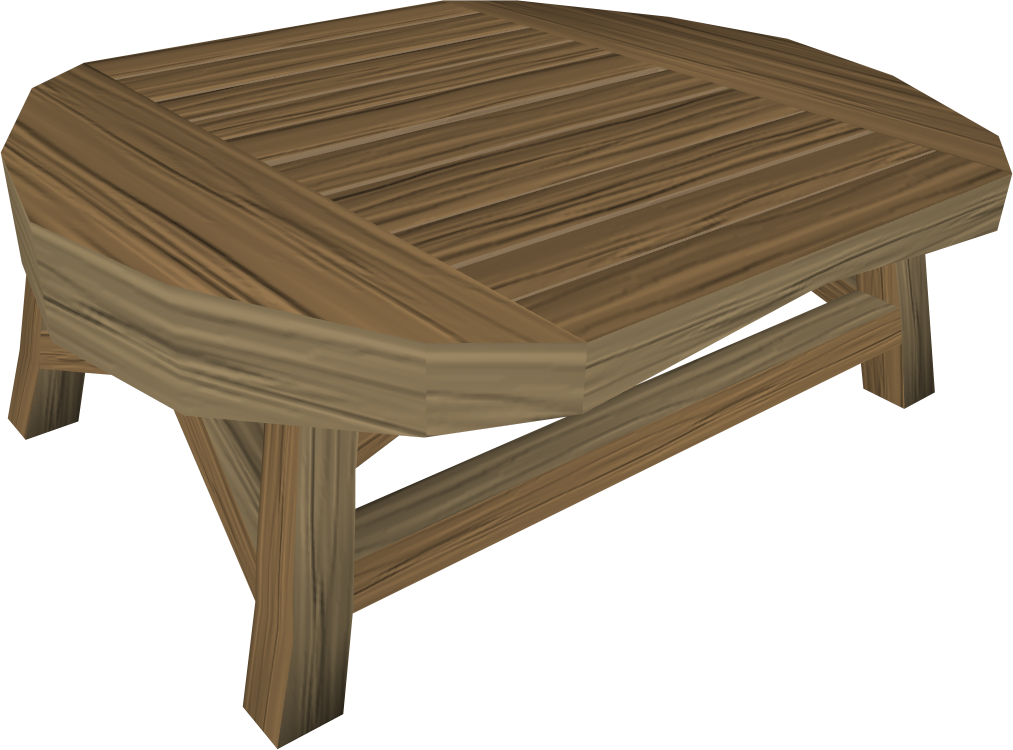 Oak Kitchen Table Runescape