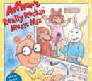 Arthur's Really Rockin' Music Mix
