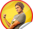 The Glee Project: Bryce (Sticker)
