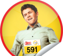 The Glee Project: Damian (Sticker)