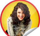 The Glee Project: Lindsay (Sticker)