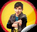 The Glee Project: Matheus (Sticker)