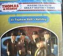 Sir Topham Hatt's Holiday (Philippine DVD)