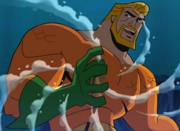 Jason Momoa is Aquaman...