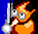 Sonic Labyrinth sprites