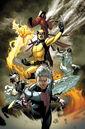 Ultimate Comics X-Men Vol 1 1 Medina Variant Textless.jpg