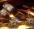 Dice poker in The Witcher 2