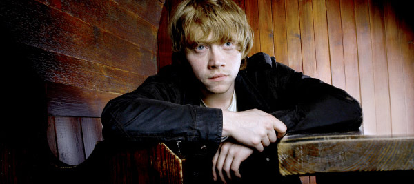 Rupert grint harry potter wiki