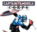 Captain America Corps Vol 1 1