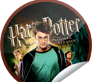 Harry Potter and the Prisoner of Azkaban (Sticker)