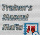 Trainer's Manual Mafia IV