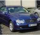 Mercedes-Benz Classe CLK - W209