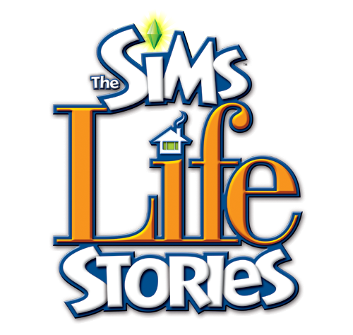 Image - The Sims Life Stories Logo.png - The Sims Wiki Monster House 2 Trailer