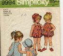 Simplicity 9994