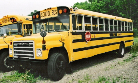 International Harvester S Series School Bus Trucks Wiki