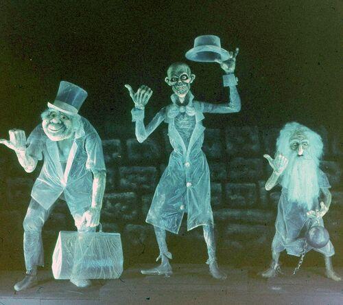 Hitchhiking Ghosts Disney Wiki Wikia