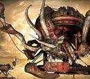 Barcaza de Bestias