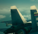 Ace Combat 6: Fires of Liberation characters