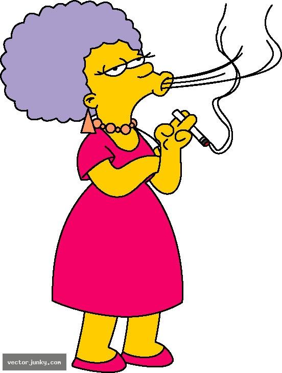 Patty bouvier simpsons wiki - Selma bouvier ...