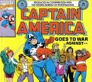 Captain America Goes to War Against Drugs Vol 1