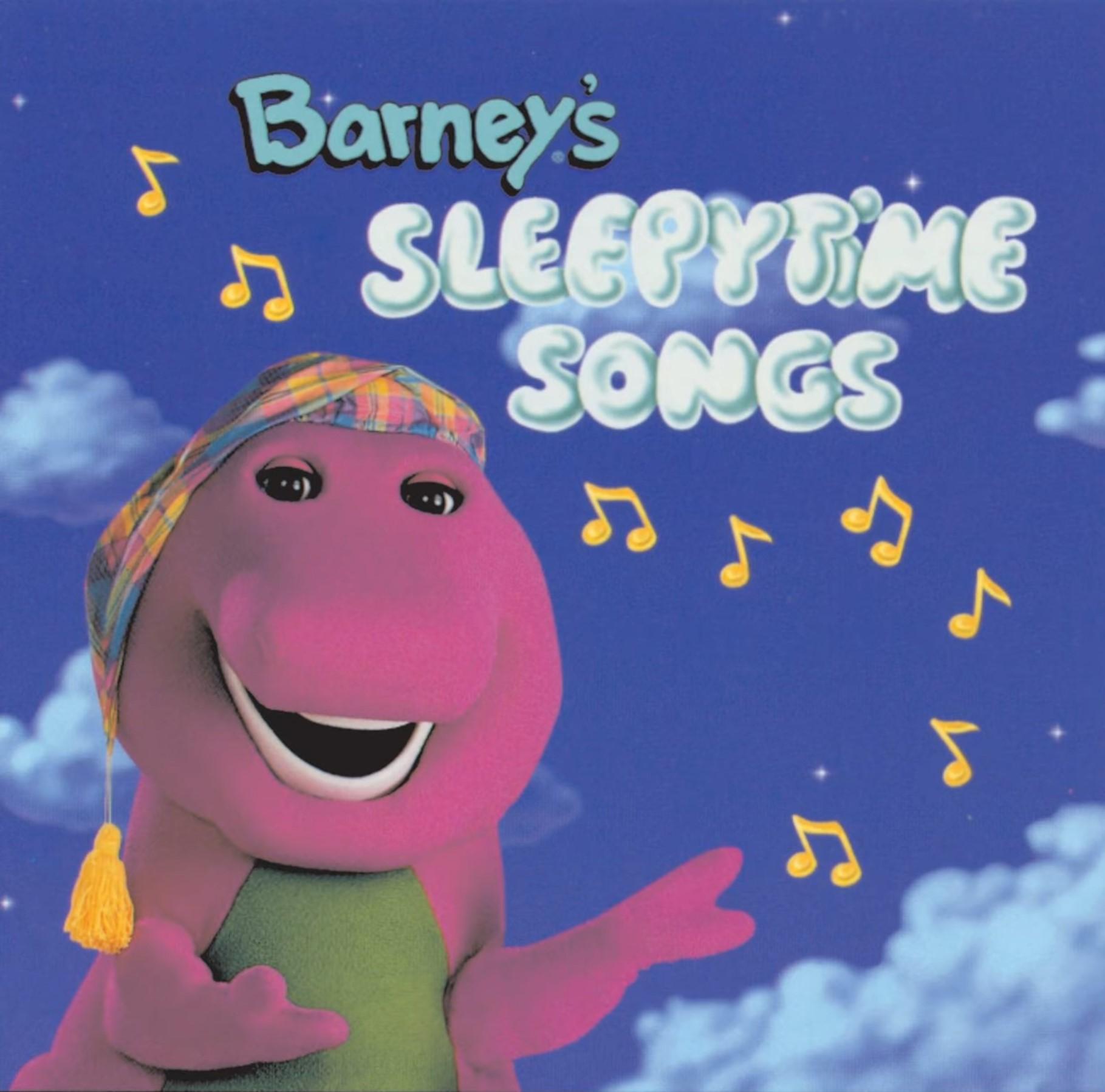 Barney S Sleepytime Songs Barney Wiki