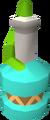 Samaden potion (unf) detail
