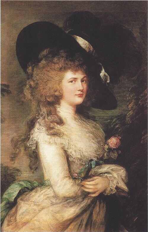 duchess about devonshire georgiana